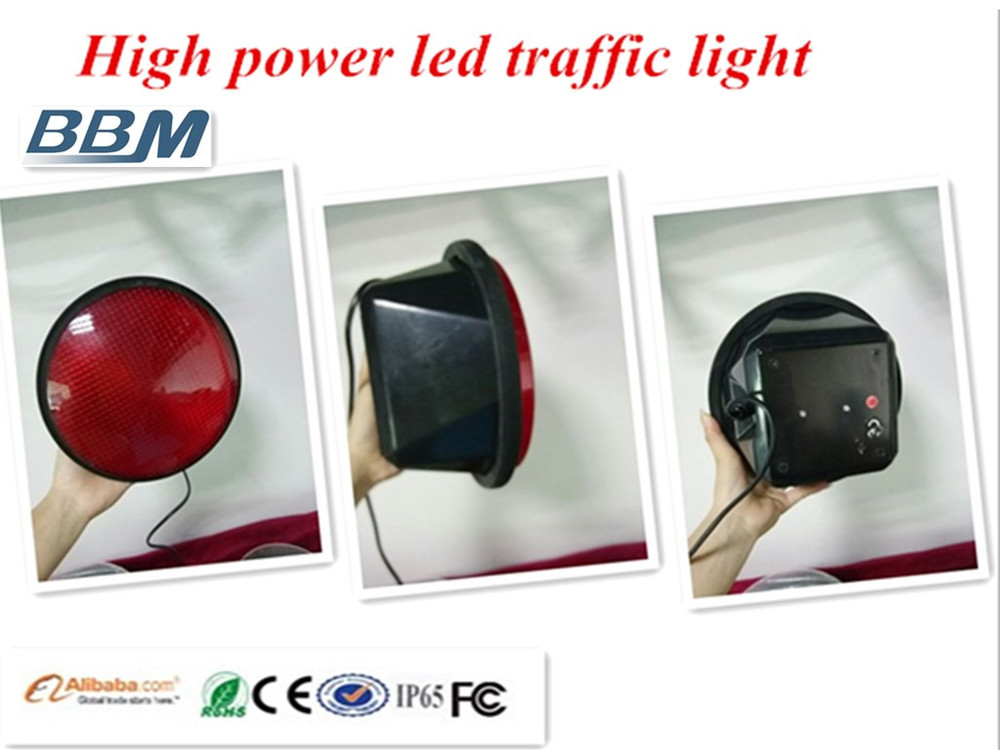 300mm 3 ascept traffic signal light