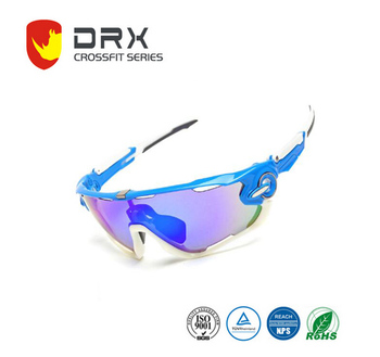 Polarized Sport Sunglasses Outdoor Cycling Sunglasses Logo Package Custom Sunglasses