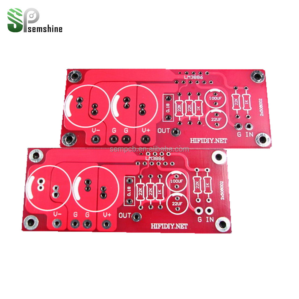 Rogers Free Wholesale Suppliers Alibaba Fr4 Hasl Lead Electronic Pcb Printed Circuit Board Assembly