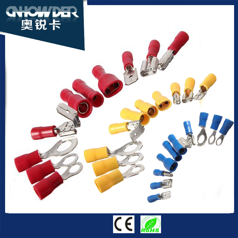 high quality OEM service copper crimp terminal