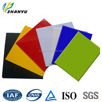 Direct Factory Price Good Quality Acrylic Sheet Colors 3mm Plexiglass