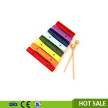 Hot-sale percussion instruments and names Kids Mini wooden xylophone