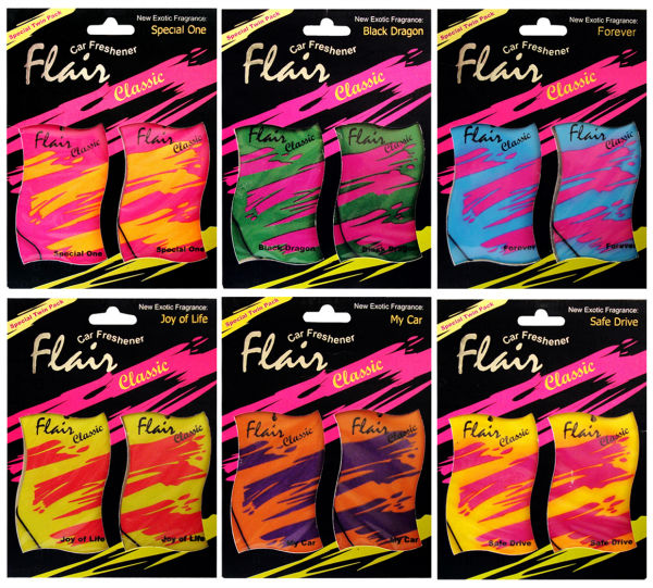 Flair Car Fresheners