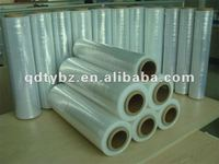 no of joint seam PVC stretch film for wrap
