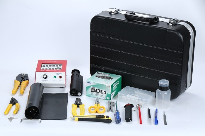 High Quality Epoxy Fiber Optic Polishing Tool Kit