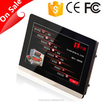 indoor application IP65 capacitive tft 5ms response time monitor, HMI, panel