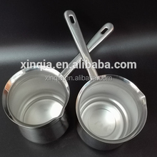 Wholesale Stainless Steel milk boiling/coffee pot/tea jug/sauce pan/
