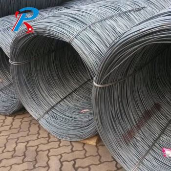 Q235 galvanized steel wire rod