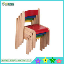 Most popular children wooden chairs generally use for classroom chairs