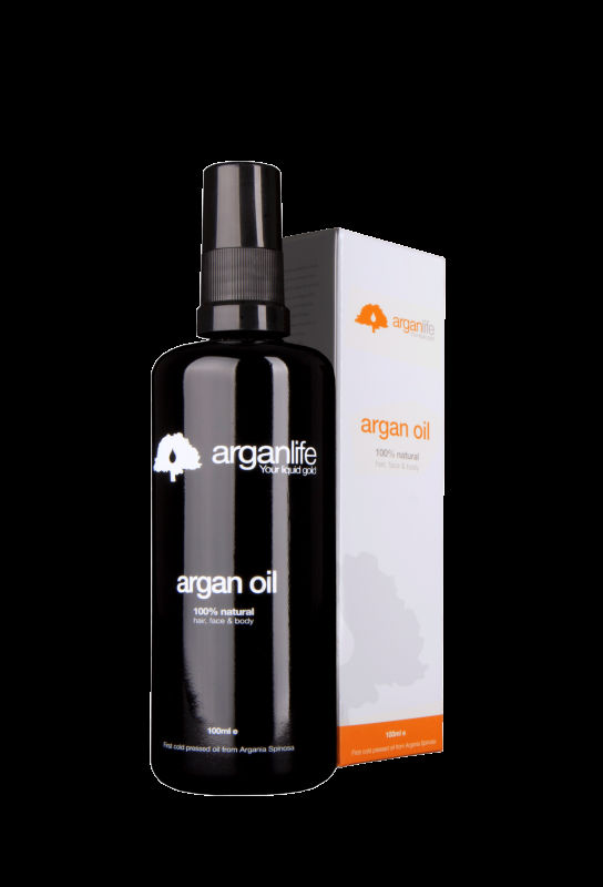 Pure Argan Oil - Cosmetics