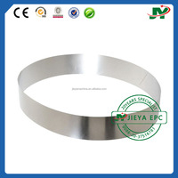 Welded Endless Stainless Steel Belt With