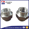 A105n material carbon steel pipe fitting union coupling