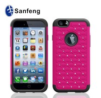 sanfeng factory sale fancy cell phone cases for iphone 6