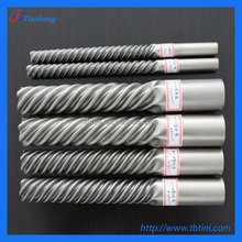 Factory Produce Best Quality ASTM B338 Gr1 OD12.7x0.53xC Titanium Corrugation Tube
