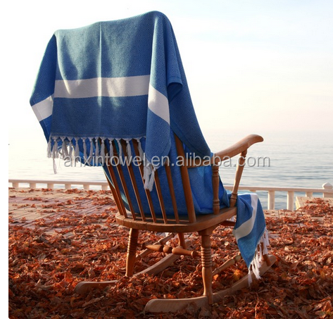 Pestemal Turkish Beach Towels, Turkish Towel Peshtemal 100% Cotton Table Throw