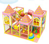 2014 New Arrival Children Indoor Soft Playground Equipment For Sale
