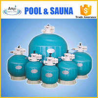 aqua green top mount water filter