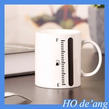 HOGIFT wholesale high quality hot water color changing mug