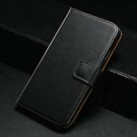 Modern Design Genuine Leather Mobile Phone Flip Case for Samsung Note 3