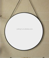 Wholesale Metal Frame Round Wall Mirror