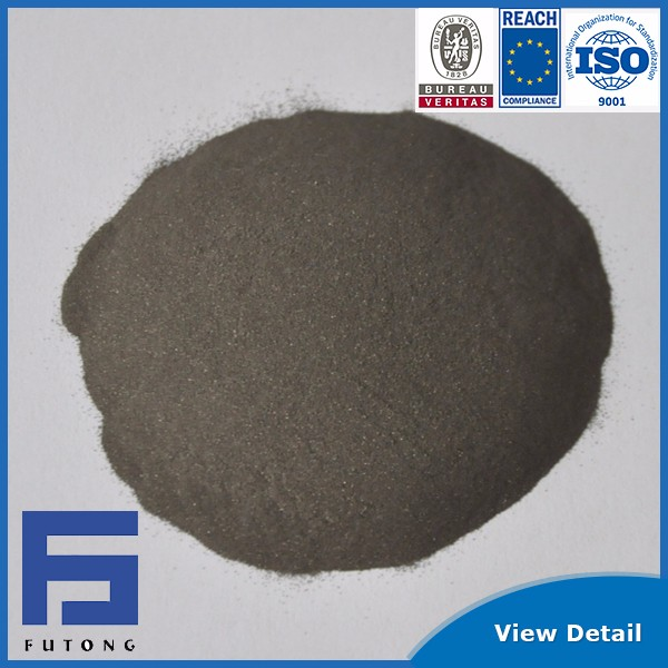 Atomised FerroSilicon 15% for DMS process