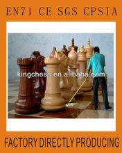 Giant Chess Set/ Outdoor Garden Chess/ Very Large/ New