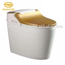 Wholesale automatic toilet seat, intelligent smart toilet, one piece toilet