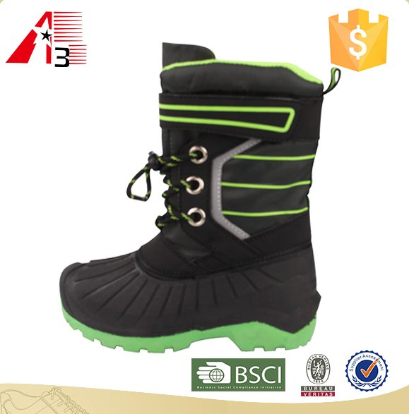 durable keep warm kids child winter boots