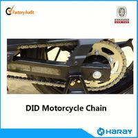 Chinese 114L 428h motorcycle chain for Bajaj