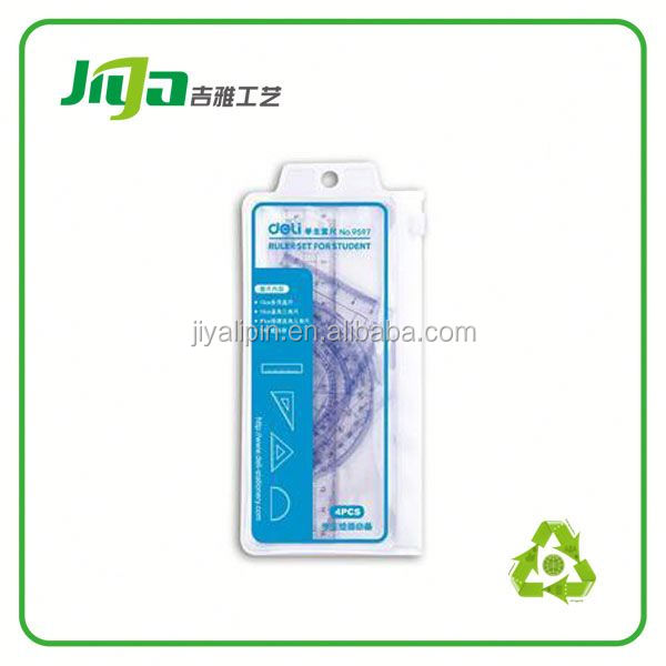 electronic digital ruler flexible plastic ruler