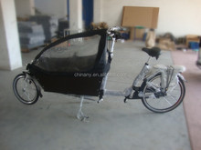 2015 hot sale new model nexus 7 speeds two wheeler cargobike/reserve family trike /trike for babya and monther