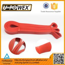 rubber power banding strong rubber stretch resistance bands latex resistance bands roll