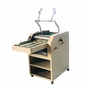 SMFM390C new design small plastic digital coating paper laminating machine