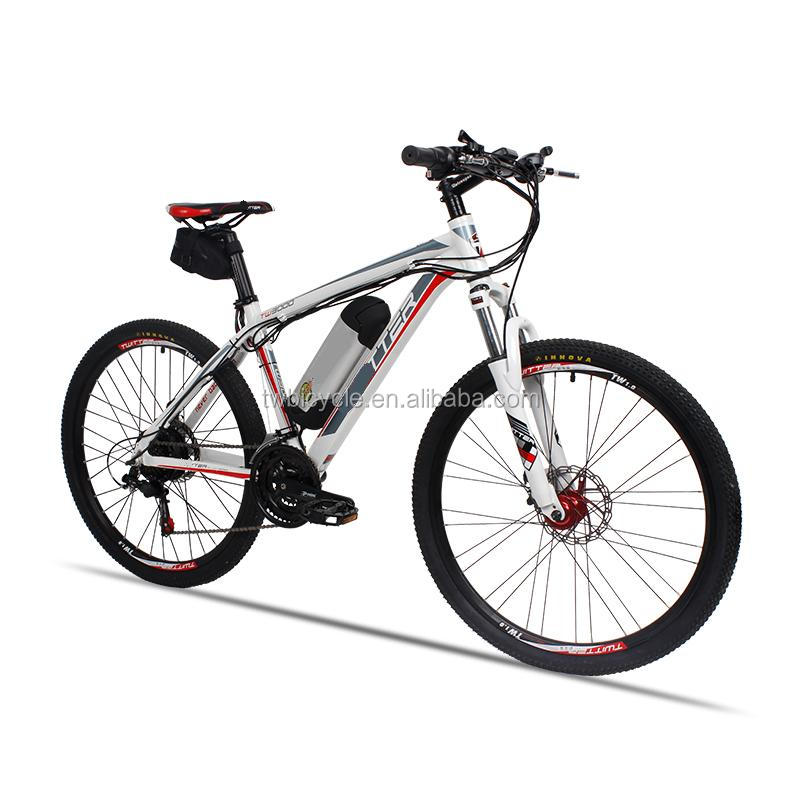 "Battery powered bicycle cheap electric bike 35KG high speed 26"" wheel"