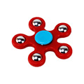 Relax Fidget flower shaped Hand Spinner Toy fidget spinner plastic spinner