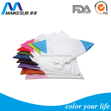 Square shape sublimation pillow case for hot selling
