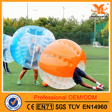 Inflatable Bubble Soccer Park, Healthy Exercise Soccer Bubble