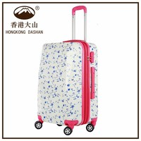 AT8069 HKDASHAN Travel Luggage Suitcase Colorful