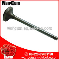 good quality diesel engine NT855 exhaust valve for 3803524