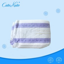 Disposable quality diapers for adult couche culotte adulte