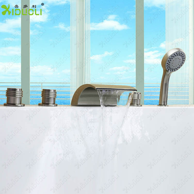 bath accessories bath faucet and bath shower head buy cavalier freestanding tub faucet and hand shower tub