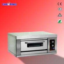 Singel layer 2 tray oven electric one year warranty oven built in