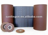 Flap Disc Use Aluminum Oxide Abrasive Cloth Roll XA911