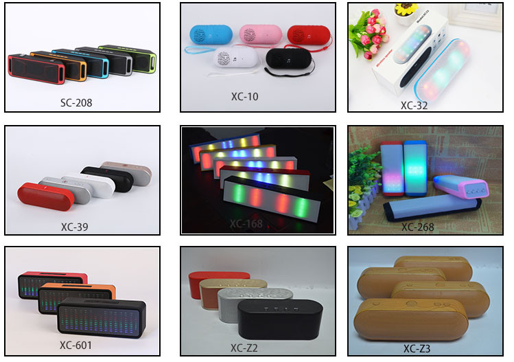 2016 Portable out door sports wireless mini gift bluetooth speaker