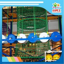 Safety colorful customized playground set for kids