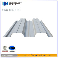 Galvanized Welded Floor Grating Steel Grid