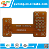 China market of 1.2mm red oil fr4 pcb with fast turnaround