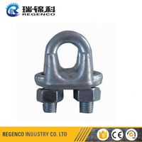 316 stainless steel cable clamp for wire rope