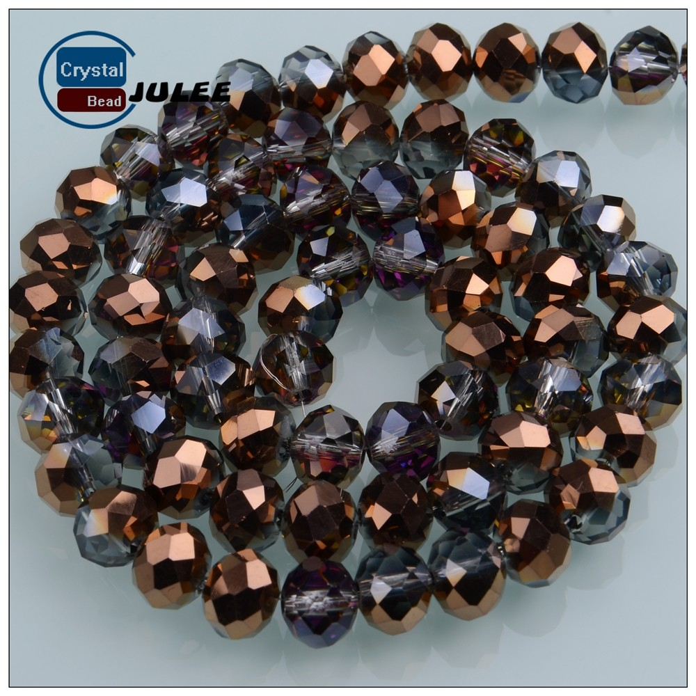 New color glass bead jewelry bead landing wholesale