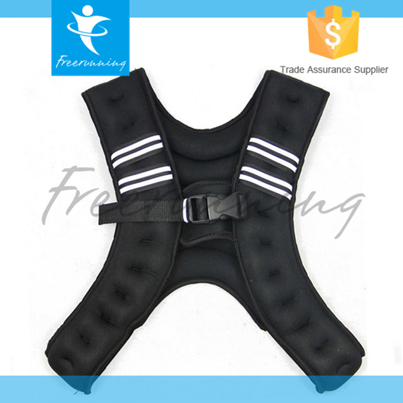 Freerunning Sand Filled Fitness Training Weight Vest